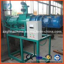 Separador de líquido sólido de acero inoxidable