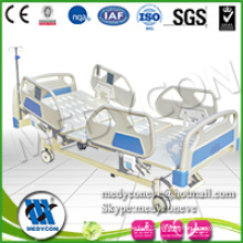 3 motors Electric adjustable ICU bed