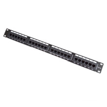 RJ45 24 Port Cat5e UTP Patch Panel