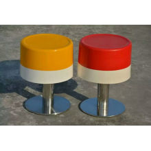 Orange Color Bar Chair Bar Stool (FY08)