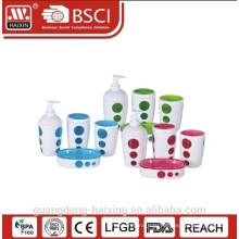Популярные пластиковые ванной комплект 4 шт