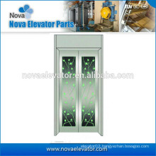 Lift Center Opening Door Plate