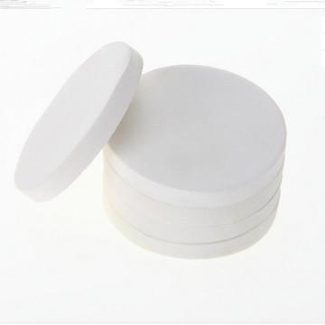 10 PCS / Beutel-Großhandelsrunder Verfassungs-Schwamm von der China-Herstellung