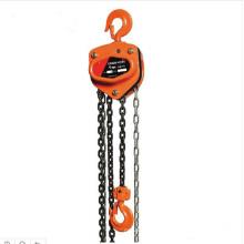 Polipasto de cadena de bloque de cadena manual de 1ton a 50ton