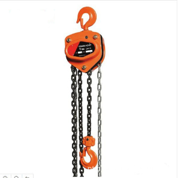 1ton a grua Chain Chain do bloco 50ton manual