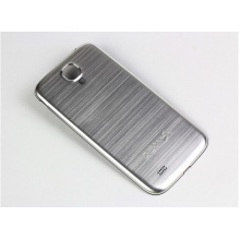 für Samsung S4 I9500 Aluminium hintere Batterieabdeckung