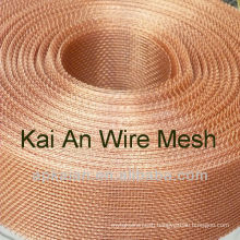 boom!!!!! anping KAIAN red copper woven wire mesh(30 years factory)