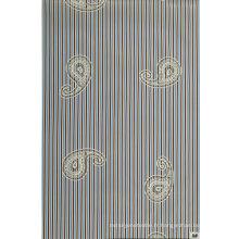 Tissu élastique en polyester imprimé pour doublure en vêtement (JY-5050)