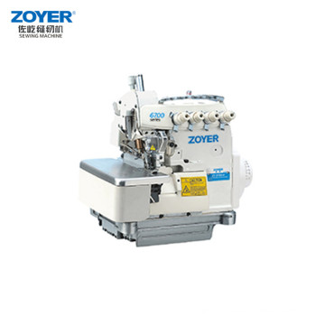 Attractive Design Factory Industrial Three Needle Sewing Second Hand Overlock Seiwng Machine