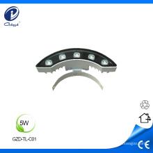 5w mejor luz de azulejo de pared exterior LED