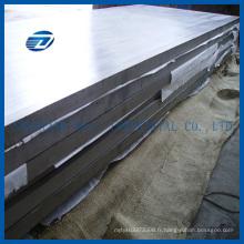 Plaque titanique de Gr2 ASTM B265 / feuille de titane
