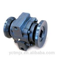 Disc harrow bearing assemble spool