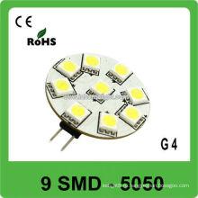 12V 9 SMD 5050 G4 Морские светодиоды