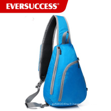 Sling Bag Designer Hommes Sling sac de sport avec grand compartiment (ESV300)