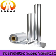 higher barrier metallized PET film