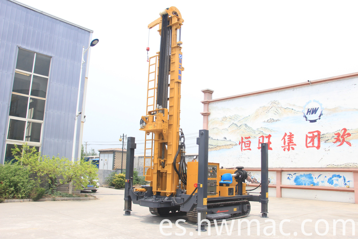 water well drilling rig