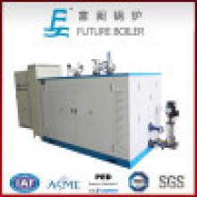 3t / H 2160kw Caldera de vapor eléctrica horizontal