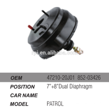 AUTO VACUUM BOOSTER FOR PATROL 47210-20J01 852-03426