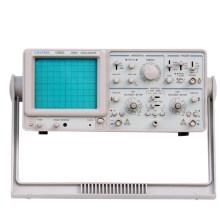 Osciloscopio de canal doble analógico eléctrico Ca620