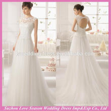 WD9112 new popular for wholesales inviting wedding dresses in dubai