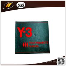Etiqueta de couro para sacos Mala de couro (HJL36)