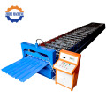 Galvanized Steel Roof Panel Making Roll Forming Machine