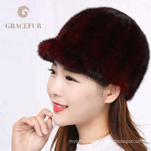 Quality assured winter russian style fur hats for ladies