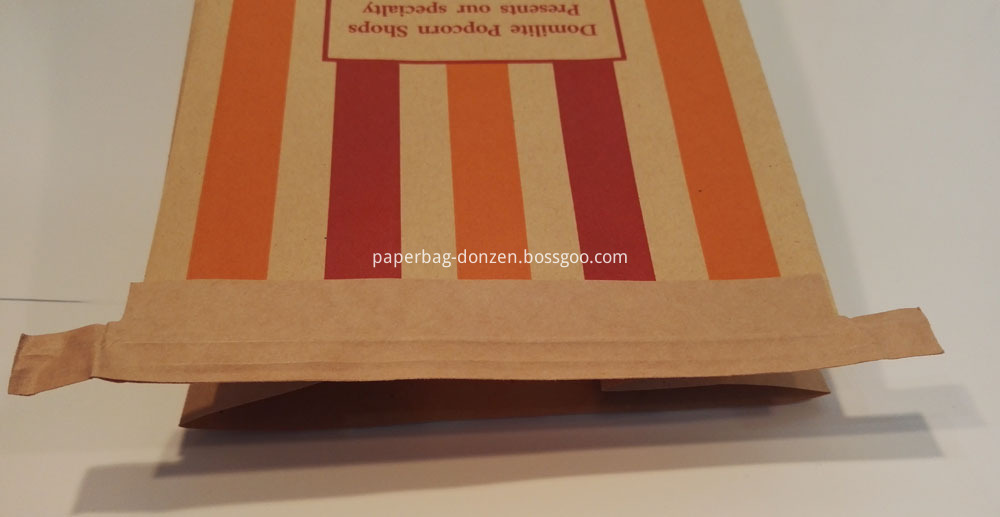 Colored Paper Lunch Bags