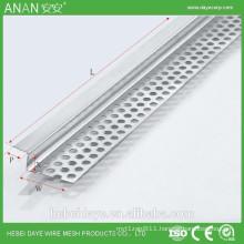 Euro market drywall aluminium corner bead