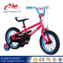 Chinesische preiswerte Minibikes für Verkauf für Kinder / alibaba heißes verkaufendes Kinderrosabike / Metallrahmensportkind fährt Alter 7 rad