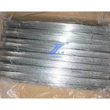 Fábrica de arame de ligação galvanizada
