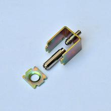 Metal Solenoid Valve spare parts CNC machining