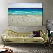 Manufacturer High Quality Impressionistic Landscape Decoration Art Painting