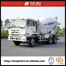 El fabricante chino ofrece el camión concreto del mezclador especial (HZZ5240GJBUD)