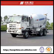 Chinese Manufacturer Offer Special Mixer Concrete Truck (HZZ5240GJBUD)