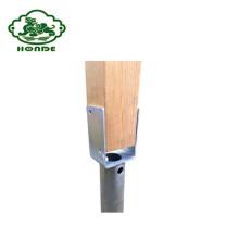 최고의 가격 작은 그라운드 스크류 말뚝 시스템