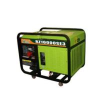 Бесшумный дизель-генератор мощностью 7 кВт