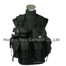 Military/Police Outdoor Protective Safety Combat Tactical Vest (HY-V046)