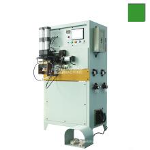 Inserção de tubo de condensador de alumínio e cobre, resistência a máquina de solda de extremidade