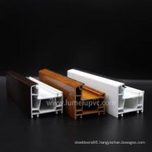 White PVC Profiles For Windows