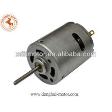 Secador de pelo motores RS-365SH, mini motor eléctrico, mini motor de engranaje de cd