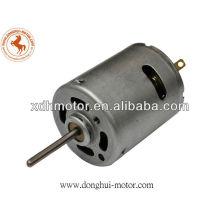Motores de secador de cabelo RS-365SH, mini motor elétrico, motor de engrenagem mini dc