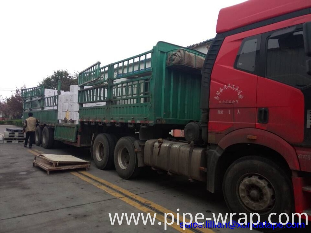 anticorrosion pipe wrap tape875
