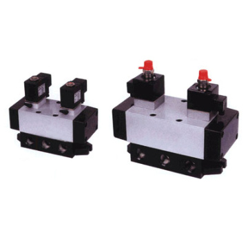 K Series Electricty control change way valve