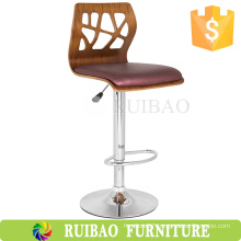 2016 Tall Bent Wood Bar Chair of Commercial Models of Wood Stools
