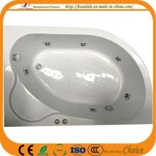 Acrylic Indoor Jacuzzi Bathtub (CL-337)
