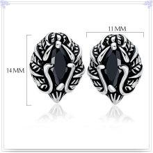 Crystail bijoux Bijouterie à la mode Boucle d'oreille en acier inoxydable (EE0219)