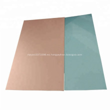 4047 5052 fr4 Placa revestida de cobre con base de aluminio