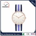 Dw automático digital aço inoxidável impermeável Wristband moda esporte Quartz homens relógio (DC-1101)