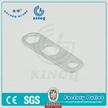 Piezas de la antorcha del plasma del plasma de Kingq P80 para la venta